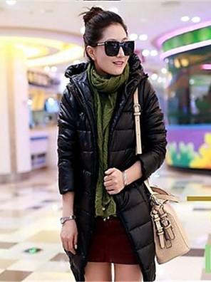 yibeier®women een kap slanke toevallige plus size winterjas