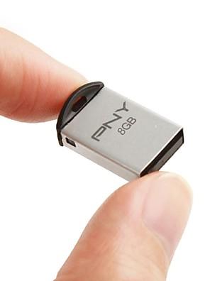 PNY m2 mini 8gb usb2.0 flash drive