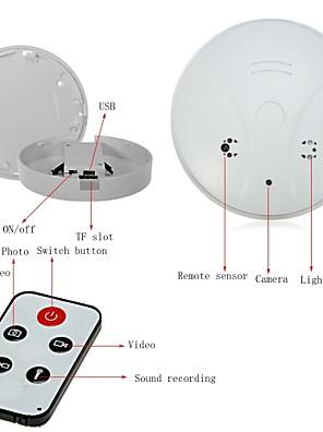 mode multifunctionele 8gb hd 720 * 480 horloge camera digitale video recorder dvr waterdicht