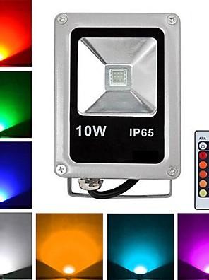 10W LED halogeny 1 High Power LED 800 lm R GB Dálkové ovládání AC 85-265 V