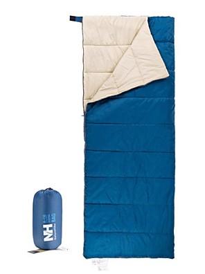שק שינה שק שינה מלבני יחיד +5°C~+15°C כותנה חלולה 190cm X 75cm קמפינג / חוף / לטייל / בתוך הבית עמיד ללחות / עמיד למים / נשימה NatureHike®