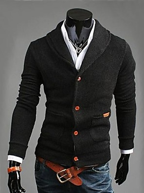 mannen casual mode gebreid vest