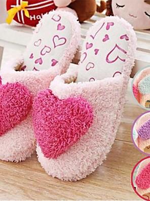 Édes meleg nagy szerelem szív női slide papucs