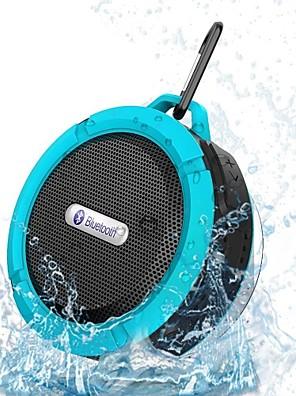 Draadloze bluetooth speakers 2.1 Draagbaar / Voor buiten / Waterbestendig / Mini / Bult-microfoon