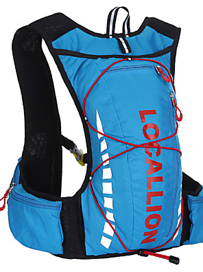 10 L Ciclismo Mochila / Gym Bag / Pacotes de MochilasAcampar e Caminhar / Pesca / Montanhismo / Fitness / Natação / Esportes de Lazer /