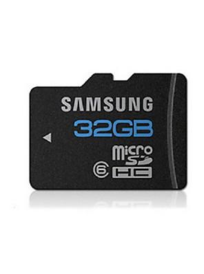 samsung 32GB micro SDHC class 6 tf paměťové karty