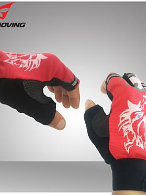 Mexa-Se® Luvas Esportivas Homens Luvas de Ciclismo Primavera / Verão / Outono / Inverno Luvas para CiclismoMantenha Quente / Respirável /