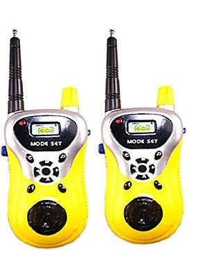 2pcs echten Dialog drahtlosen Walkie-Talkie Handy Eltern-Kind-Spielzeuggeschenke