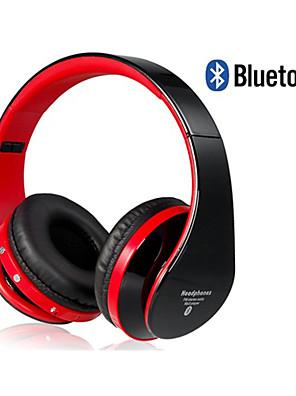 אוזניות מתקפל eb203 על-אוזן אלחוטית סטריאו עם FM&ריד כרטיס TF