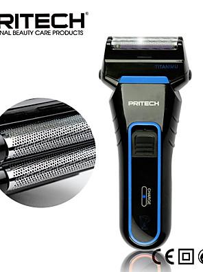 Manuál / Elektrický / Dynamická holící hlava / Příslušenství k holicím strojkůmMokré / suché holení / Samostatně otevírající se
