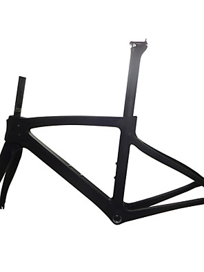 NEASTY Quadro de Estrada Completamente em Carbono Moto Quadro 700C Matt 3K 44/46.5/50/51.5/54/56/57.5 cm 440/465/500/515/540/560/575mm