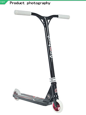 Pro Løbehjul/Scooter Aluminium Unisex Voksen Hvid / Sort LW-SE
