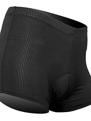 SANTIC® Cyklistické prádlo Pánské / Unisex Jezdit na kole Prodyšné / AntibakteriálníSpodní prádlo šortky / Kraťasy podšité / Spodní část