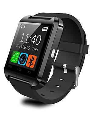 u8 SmartWatch bluetooth svar / kamera besked mediekontrol / anti-tabt til android / ios smartphone