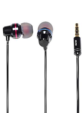 abingo S500i vysoký výkon do uší sluchátka pro chytrý telefon