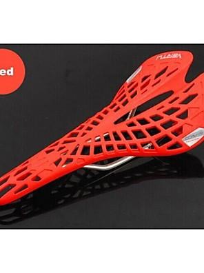 אוכף אופניים רכיבה על אופניים / אופני הרים / BMX פלסטיק / PVC אחרים שחור / אדום / כחול / לבן / ירוק-VERTU