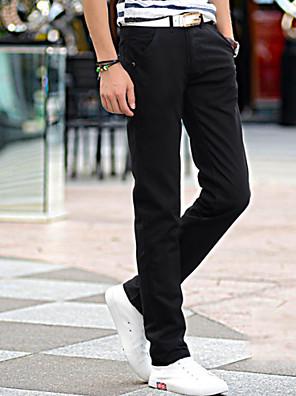 Men's Suits , Casual  Work Pure Cotton