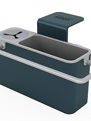 køkken børste svamp synke dræne håndklæde vask holder med sugekop redskaber tørre stativer