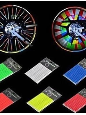 אחרים-רכיבה על אופניים / אופני הרים / BMX / רכיבת פנאי-אחרים(כסף / כחול / צהוב / ירוק / תפוז,ABS)אחרים אחרים 12PCS