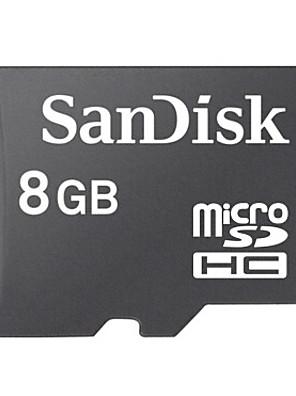 Původní originální SanDisk 8GB class 4 tf microSDHC paměťová karta
