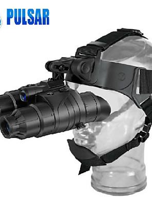 PULSAR 1X 20 mm Verrekijker BAK4 Militair / Nacht Zicht 36° 35mm Niet-scherpstellend mechanisme Volledige multi-coating Jagen / Militair