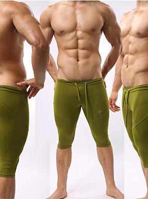 Běh Kalhoty / 3/4 Tights / Plavky / Spodní část oděvu PánskéProdyšné / Rychleschnoucí / Propustnost vůči vlhkosti / Vysoká prodyšnost (>