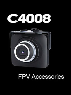 MJX X101 / X102 MJX C4008 מצלמה / וידאו / אביזרים חלקים RC Quadcopters / מטוסי RC / מסוקי RC שחור
