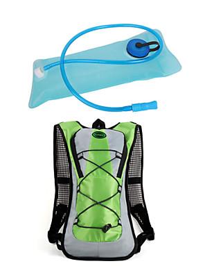 FJQXZ® Cyklistická taška 5LLbatoh / Cyklistika Backpack / Lahev na vodu a hydratační balíček Voděodolný Taška na kolo TerylenTaška na