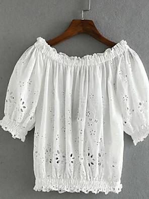 קצר-דק-פשוטה-חולצה(כותנה)