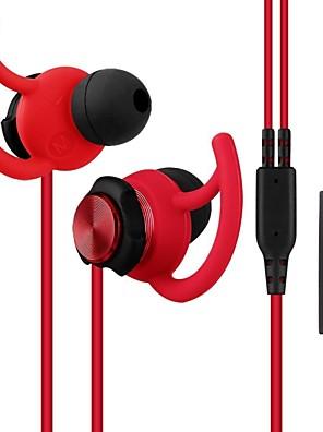 ABINGO GV2 Fones de Ouvido Intra-AuricularesForLeitor de Média/Tablet / Celular / ComputadorWithCom Microfone / DJ / Controle de Volume /