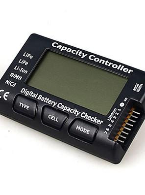 cellmeter7 / 1-7s digitale batterijcapaciteit checker scherm spanning test vertoning controller voor lipo leven li-ion nimh
