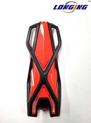 coque pour la nostalgie ly-250 chevalier noir et rouge abeille