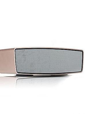 Draadloze bluetooth speakers 2.0 Draagbaar / ondersteuning FM / Geheugenkaart Ondersteund
