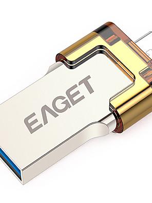 EAGET V80-64G 64Gb USB 3.0 Waterbestendig / Stootvast / Compact formaat / OTG-ondersteuning (Micro USB)