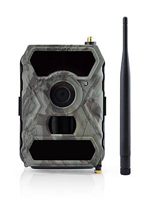 willfine 3.0c 56pcs usynlige ir førte 12MP skov kameraer mms smtp trail kamera fælde kamera jagt kameraer