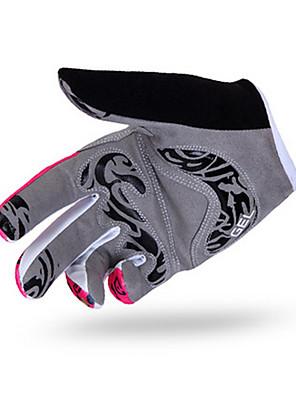 BATFOX® Akvitita a sport Dámské Bisiklet Eldivenleri Podzim / Zima Rukavice na koloZahřívací / Protiskluzový / Prodyšné / Odolný proti