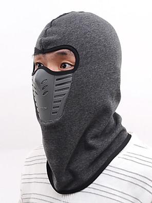 כובעי גרב אופנייים נושם / שמור על חום הגוף / ייבוש מהיר / עמיד / מגביל חיידקים / קרם הגנה יוניסקס אדום / אפור / שחור / כחול 100% פוליאסטר