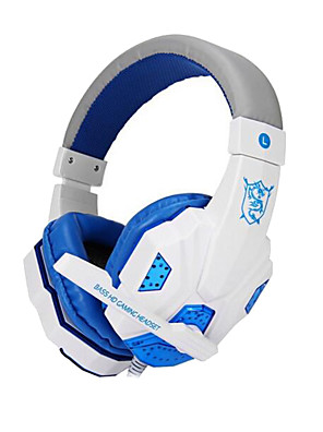 אוזניות pc780 plextone קווית (סרט) עם המיקרופון / שליטה על עוצמת קול / משחקים / formedia מבטל רעשים