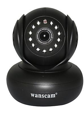 wanscam® draadloze wifi ip bewakingscamera met pan titel en p2p gratis ondersteunende 32g tif-kaart