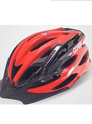 Hora / Cesta / Sporty-Dámské / Pánské-Cyklistika / Horská cyklistika / Silniční cyklistika / Rekreační cyklistika-Helma(Žlutá / Bílá /
