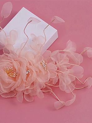 הינומות חתונה שכבה אחת כיסויי ראש עם הינומה אפליקצית קצה תחרה ברק נוצץ