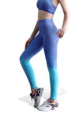 Jóga kalhoty Cyklistické kalhoty / Spodní část oděvu Rychleschnoucí / Tepelná izolace / Komprese / Pohodlné Vysoký Vysoká pružnost