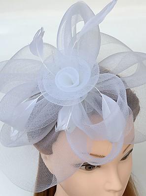 נשים נוצה / רשת כיסוי ראש-חתונה / אירוע מיוחד / קז'ואל סרטי ראש / קישוטי שיער חלק 1