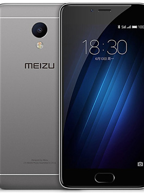 "Meizu 3s 5.0 "" Android 5.0 4G-smartphone (Dubbele SIM Octa-core 13 MP 2GB + 16 GB Grijs / Wit)"