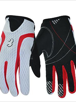 Luvas Luvas Esportivas Mulheres / Homens Luvas de Ciclismo Outono / Inverno Luvas para CiclismoMantenha Quente / Anti-Derrapagem / Prova