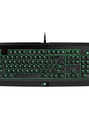 mechanisch toetsenbord / gaming toetsenbord USB monochromatische backlight Razer BlackWidow Ultimate Stealth