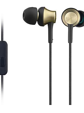 gusoll sportovní kovové sluchátka MDR-ex650ap sluchátka headset hifi pro Xiaomi iPhone s mikrofonem