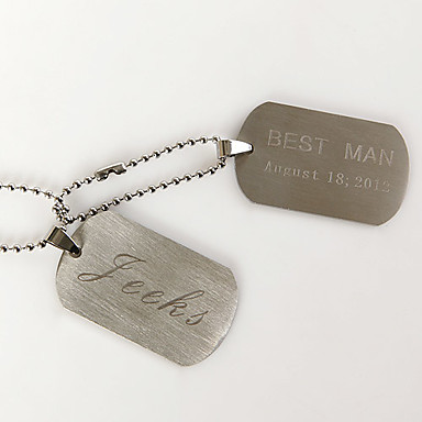 Buy Tag Necklace