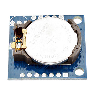 Buy I2C DS1307 Real Time Clock Module (For Arduino) Tiny RTC 2560 UNO R3