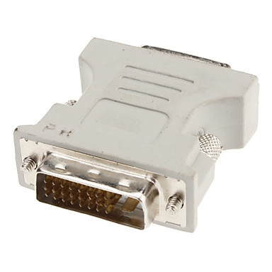 Buy DVI+1 M/F Adapter